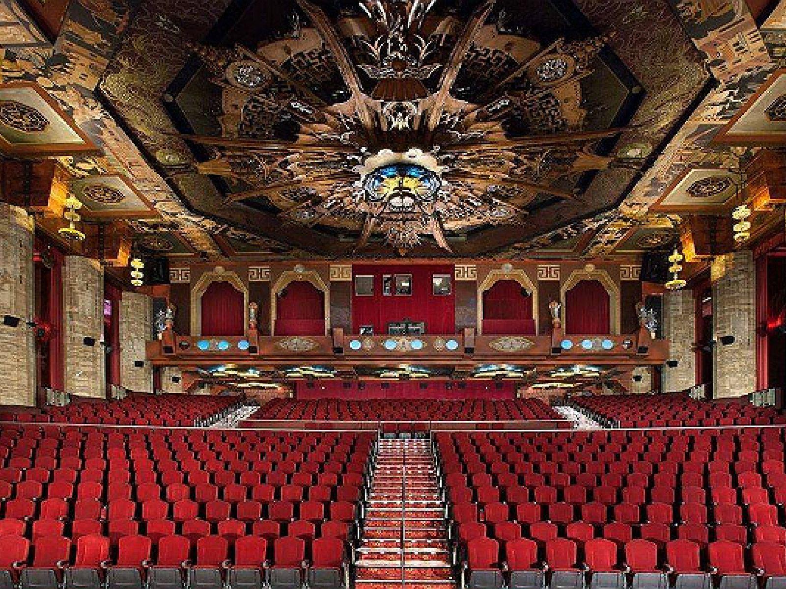 Main image for guide titled Les meilleures salles de cinéma de Los Angeles