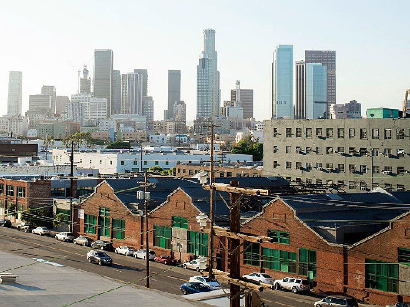 Main image for article titled Un itinéraire visuel à faire à pied dans l'Arts District de Downtown L.A.