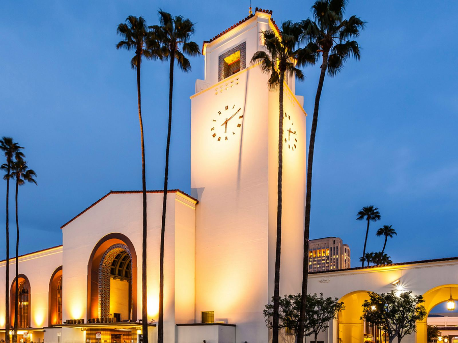 Main image for article titled Union Station: The Story of an L.A. Icon
