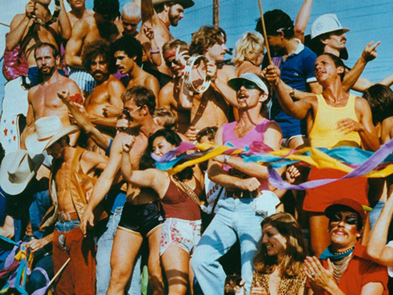 LA Pride 1980