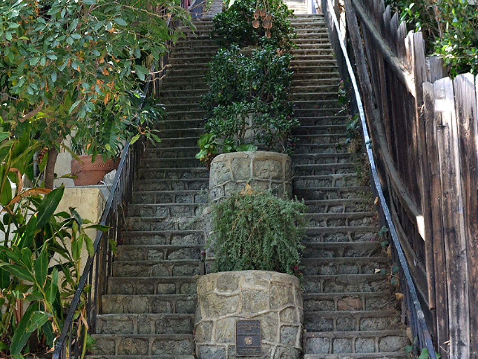 Main image for guide titled Descubre las Escaleras Ocultas de Los Ángeles