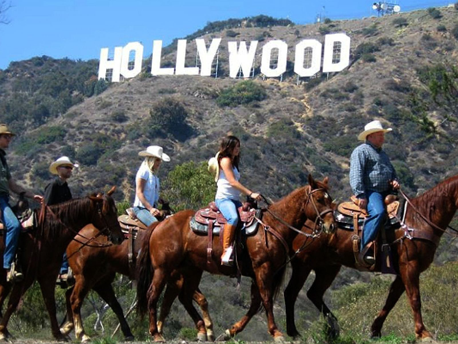 Main image for guide titled Go On Location: Los Angeles Movie Locations in the Great Outdoors