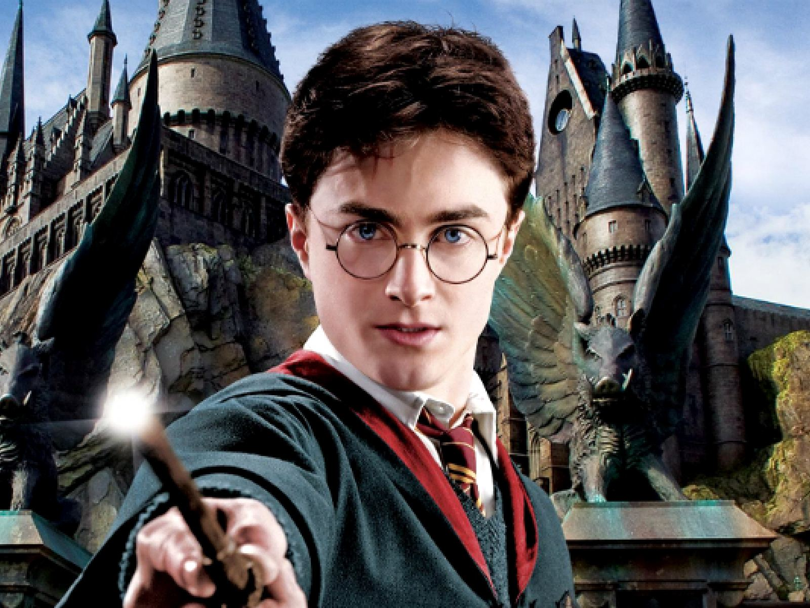 """Main image for article titled Universal Studios Hollywood to Open """"The Wizarding World of Harry Potter"""" On April 7, 2016"""