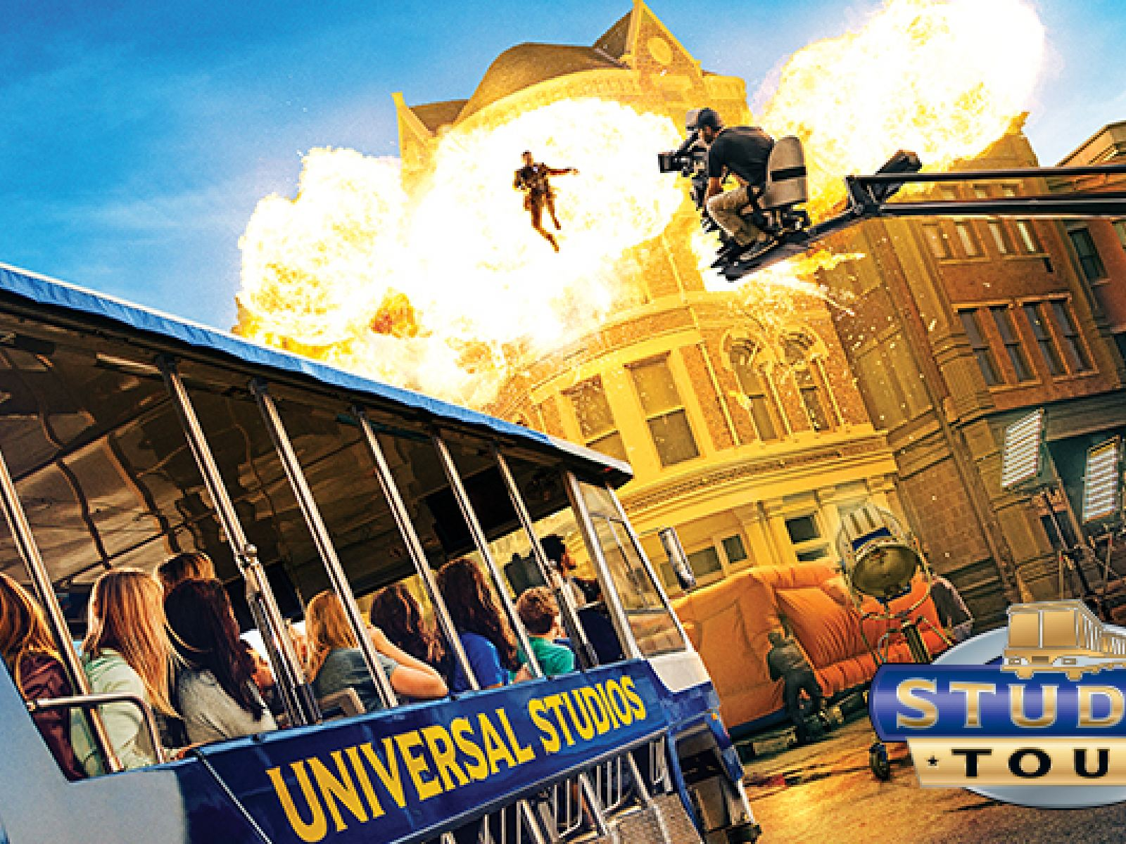 Main image for article titled Venue Spotlight: Universal Studios Hollywood Makes Events Magical