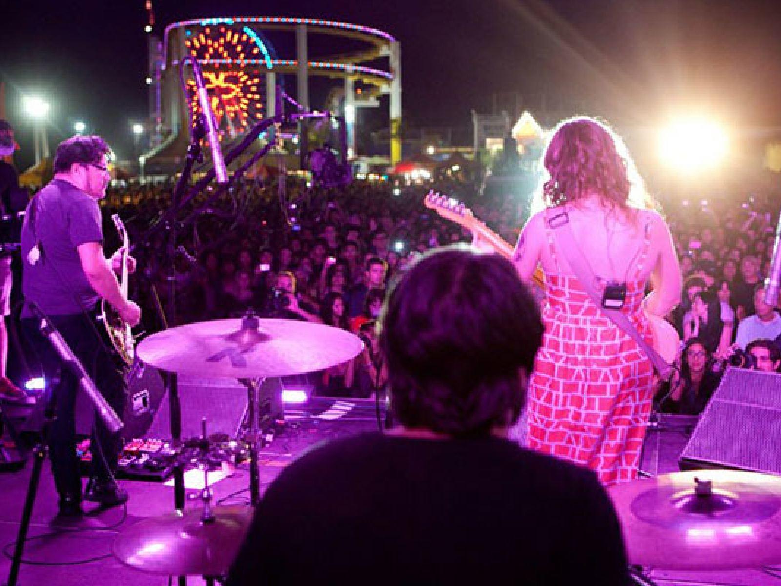 Main image for guide titled Le guide des évènements musicaux en plein air à Los Angeles