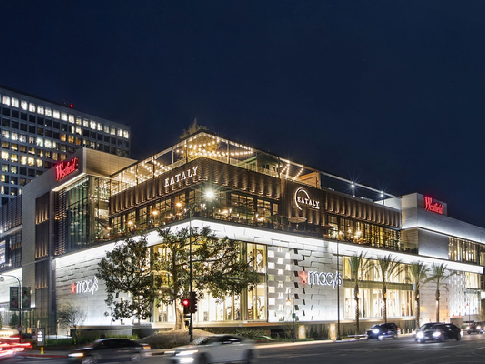 Main image for article titled Descubra o Novo Westfield Century City