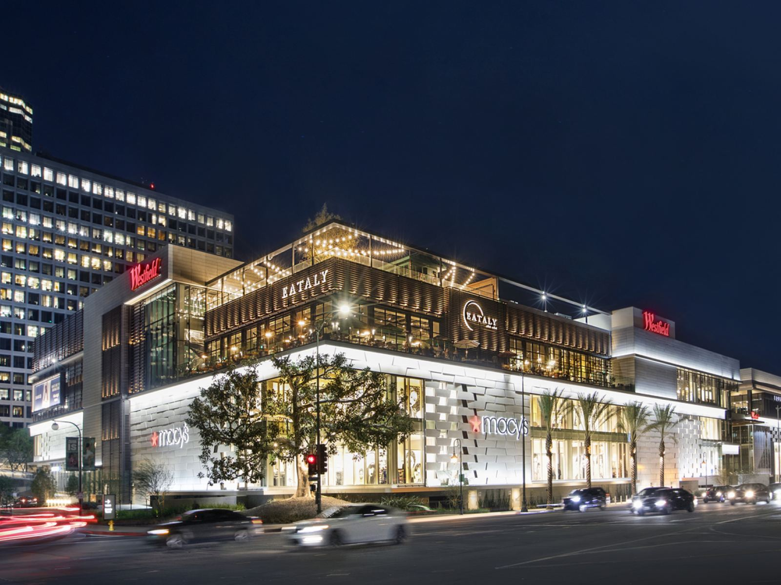 Discover the New Westfield Century City