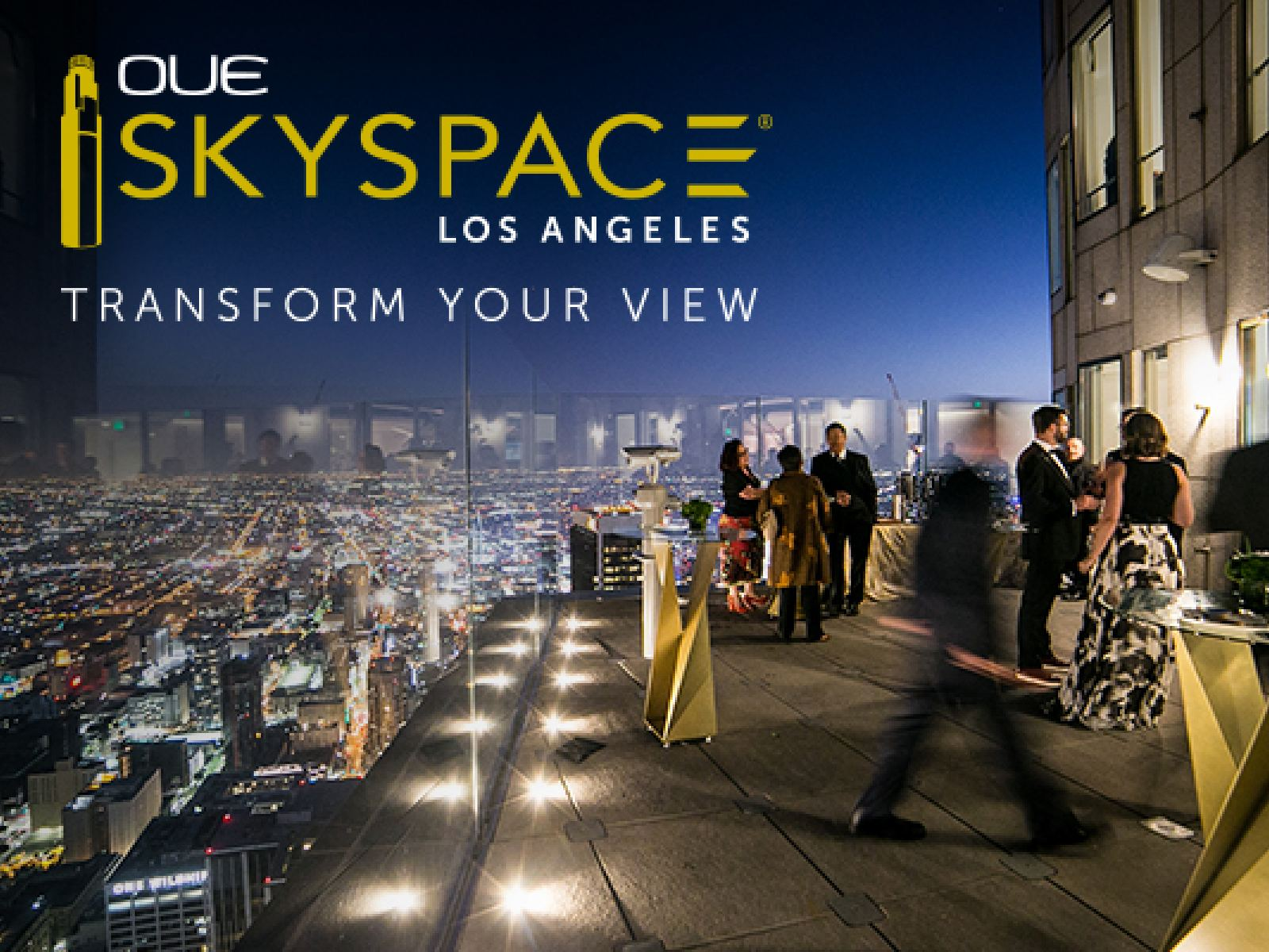 Discover Oue Skyspace Discover Los Angeles