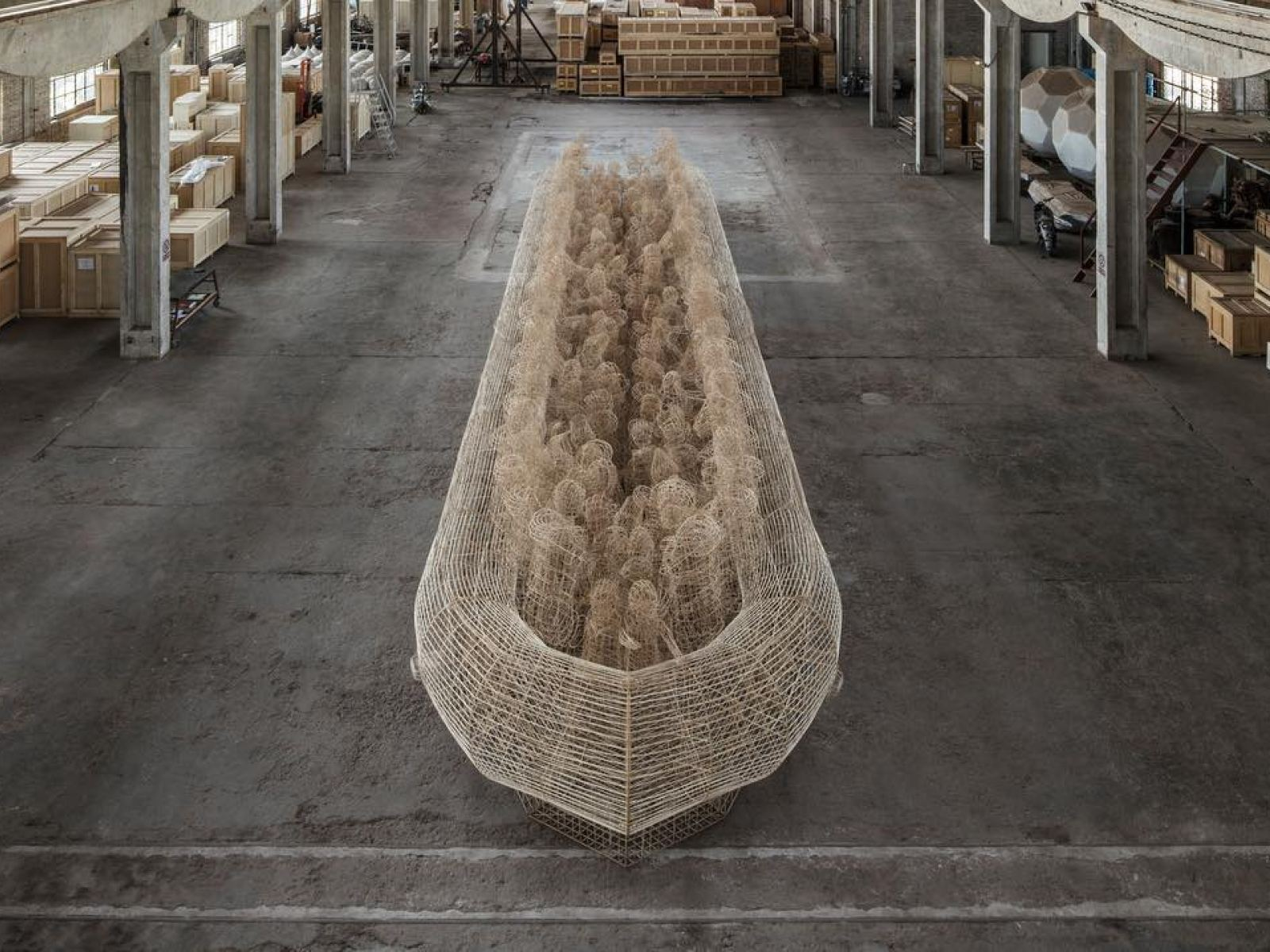Main image for article titled Ai Weiwei in LA