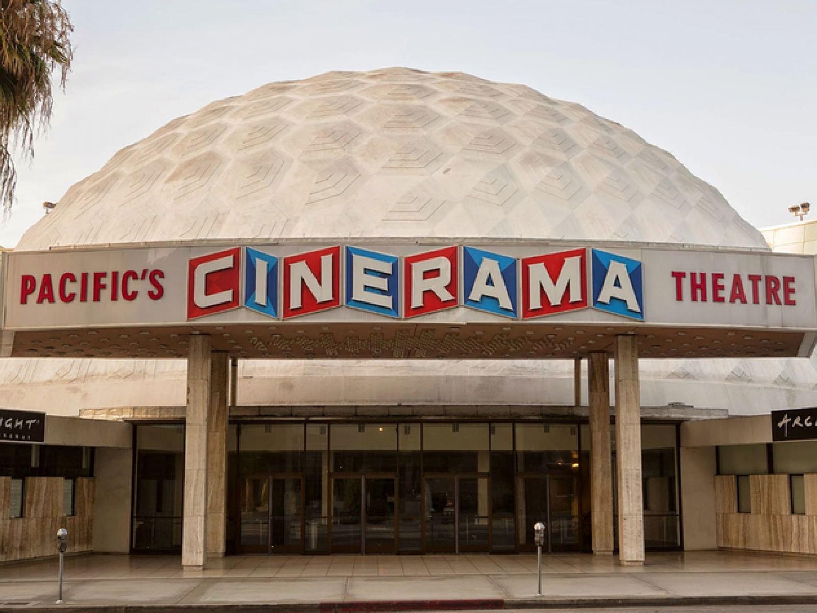 Cinerama Dome au ArcLight Hollywood