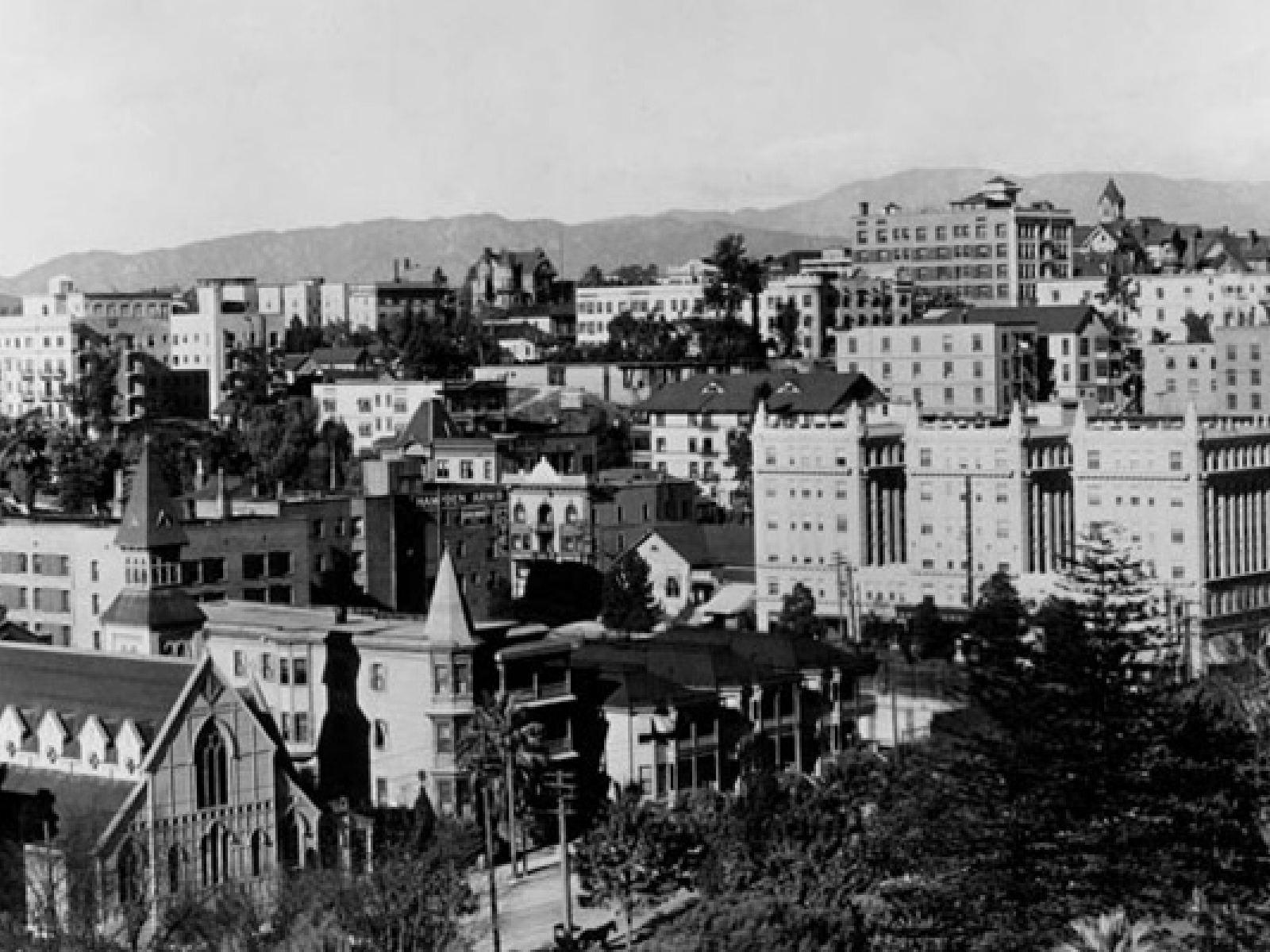 Main image for guide titled Chronologie historique de Los Angeles