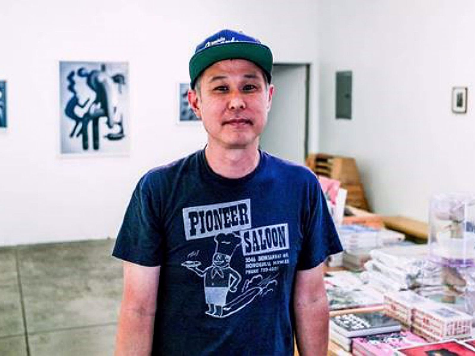 Eric Nakamura of Giant Robot Welcomes You to Sawtelle Japantown