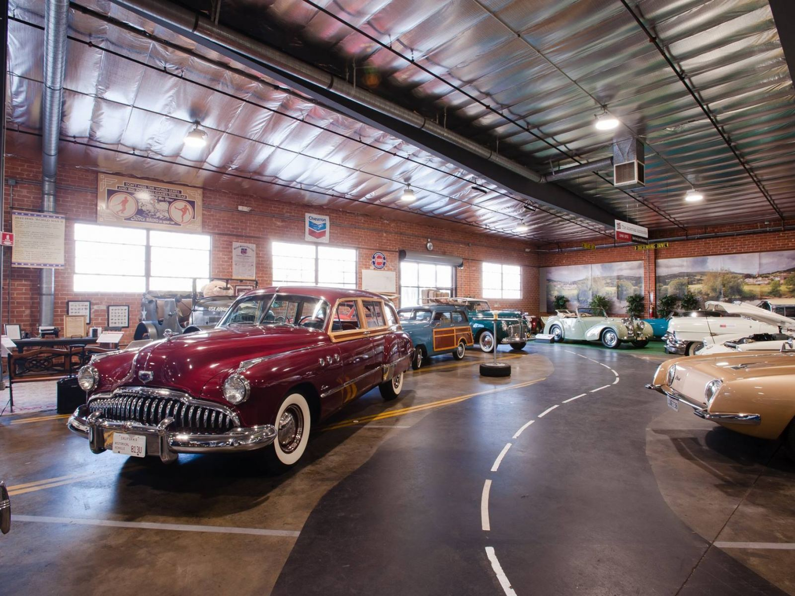Photo courtesy of Automobile Driving Museum, Facebook