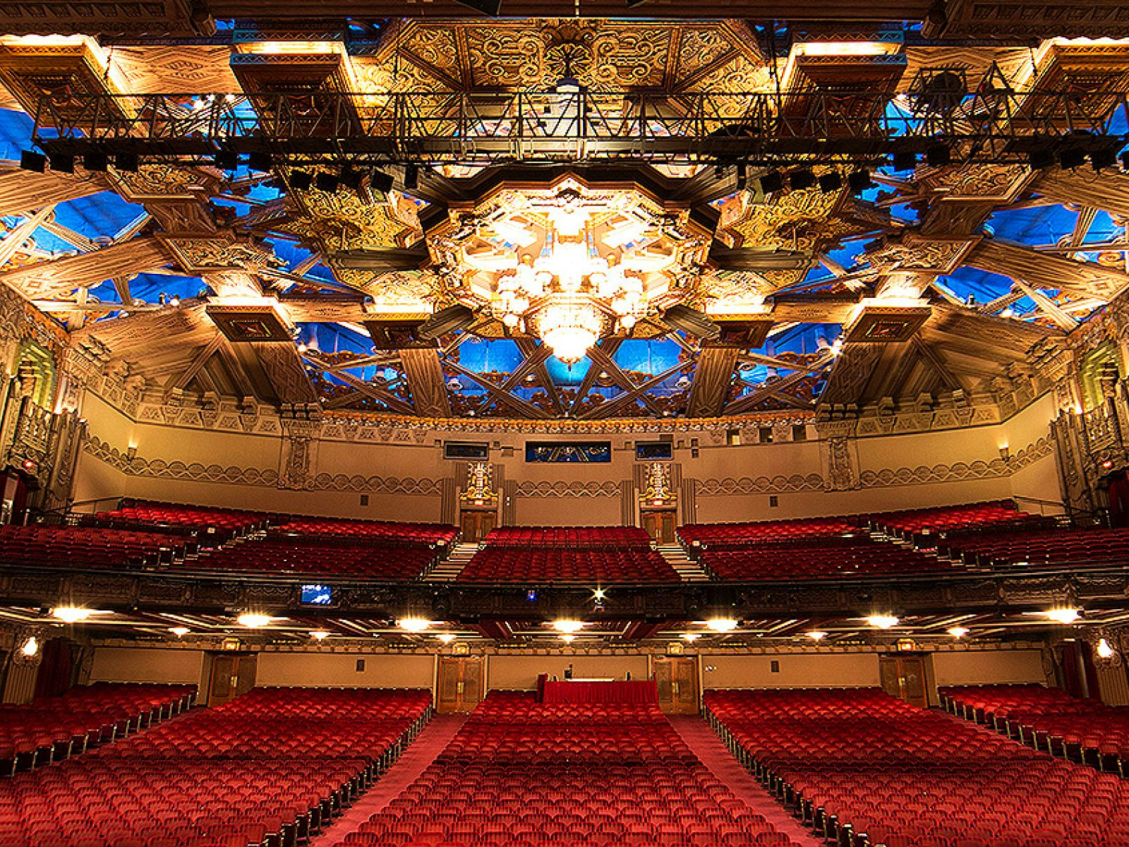 Main image for article titled Hollywood Pantages Theatre: The Story of an L.A. Icon