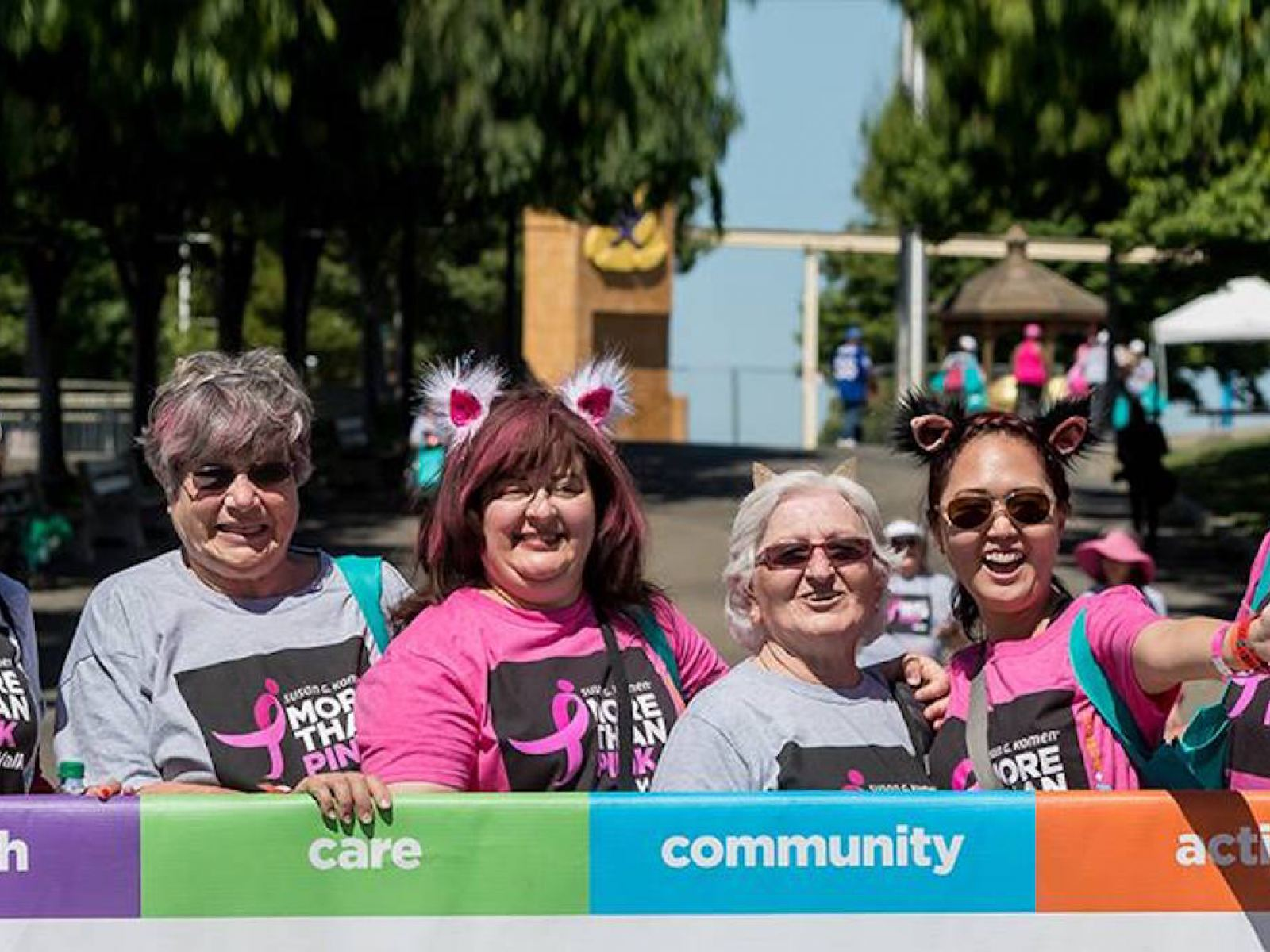 Main image for event titled Susan G. Komen Los Angeles County More Than Pink Walk