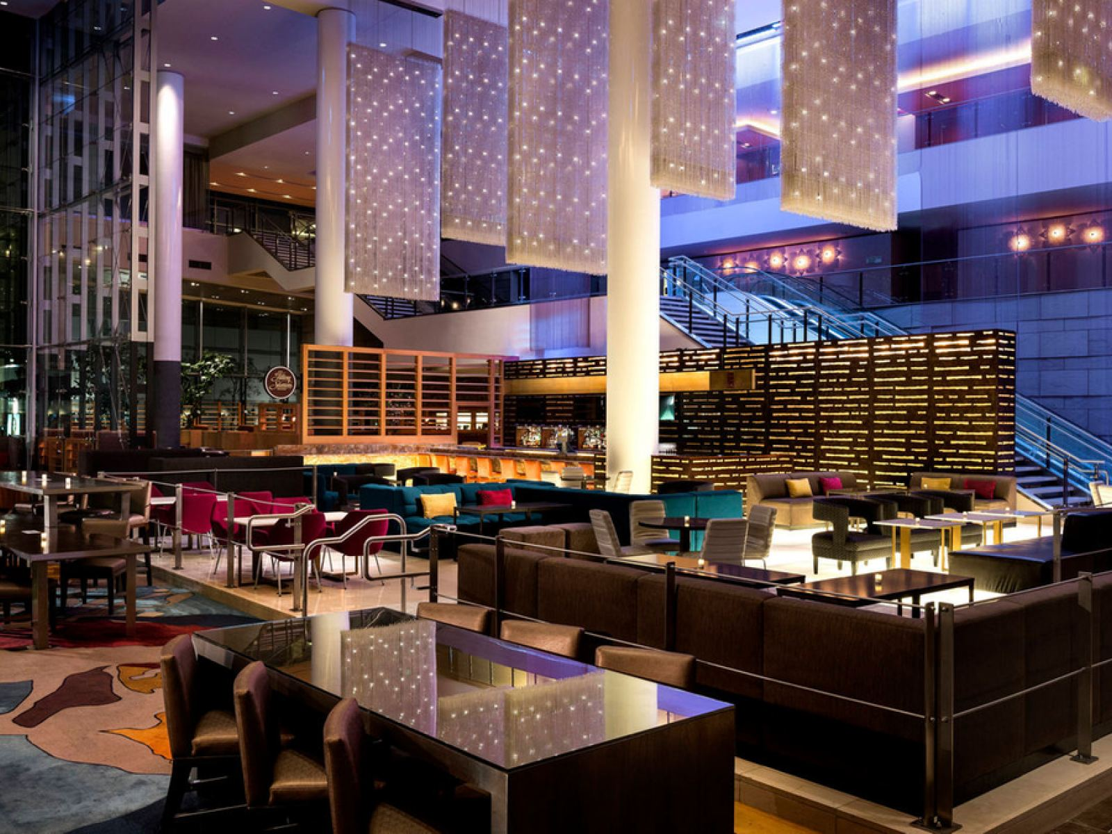Main image for article titled Living the Pop Life at JW Marriott L.A. LIVE