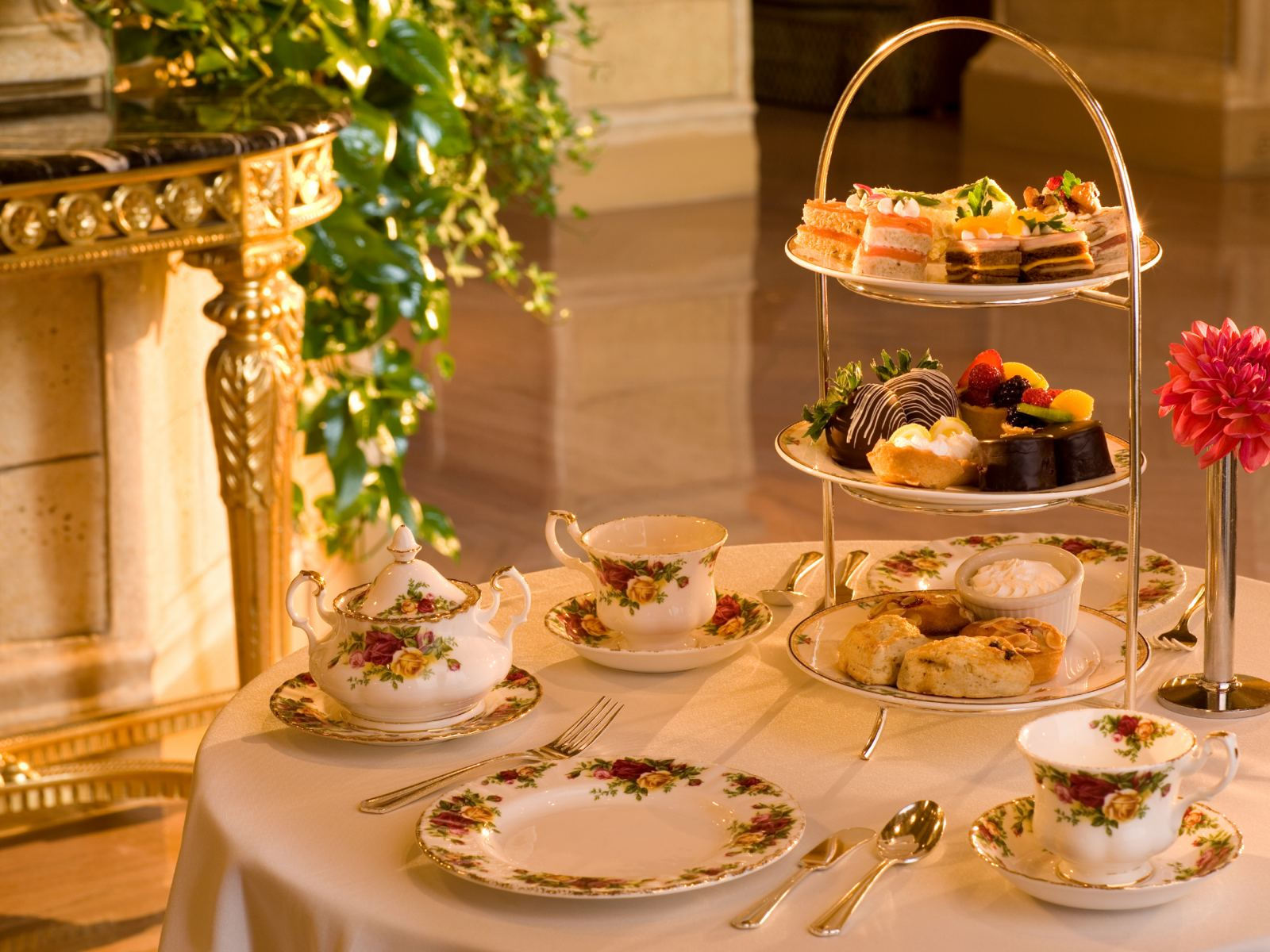 The Best Afternoon Teas in Los Angeles | Discover Los Angeles