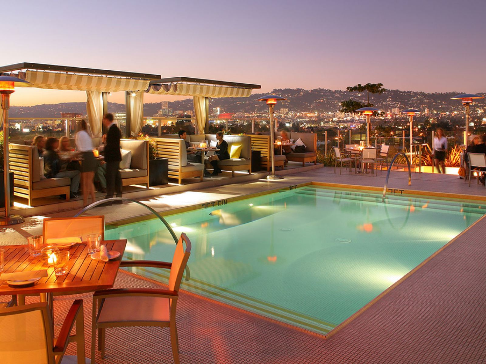 Main image for article titled Raise the Roof at Kimpton Hotel Wilshire