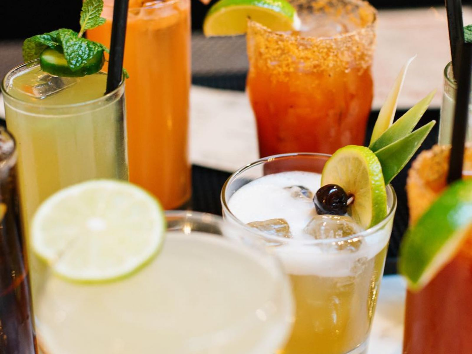 Main image for guide titled The Best Happy Hours in Downtown Los Angeles