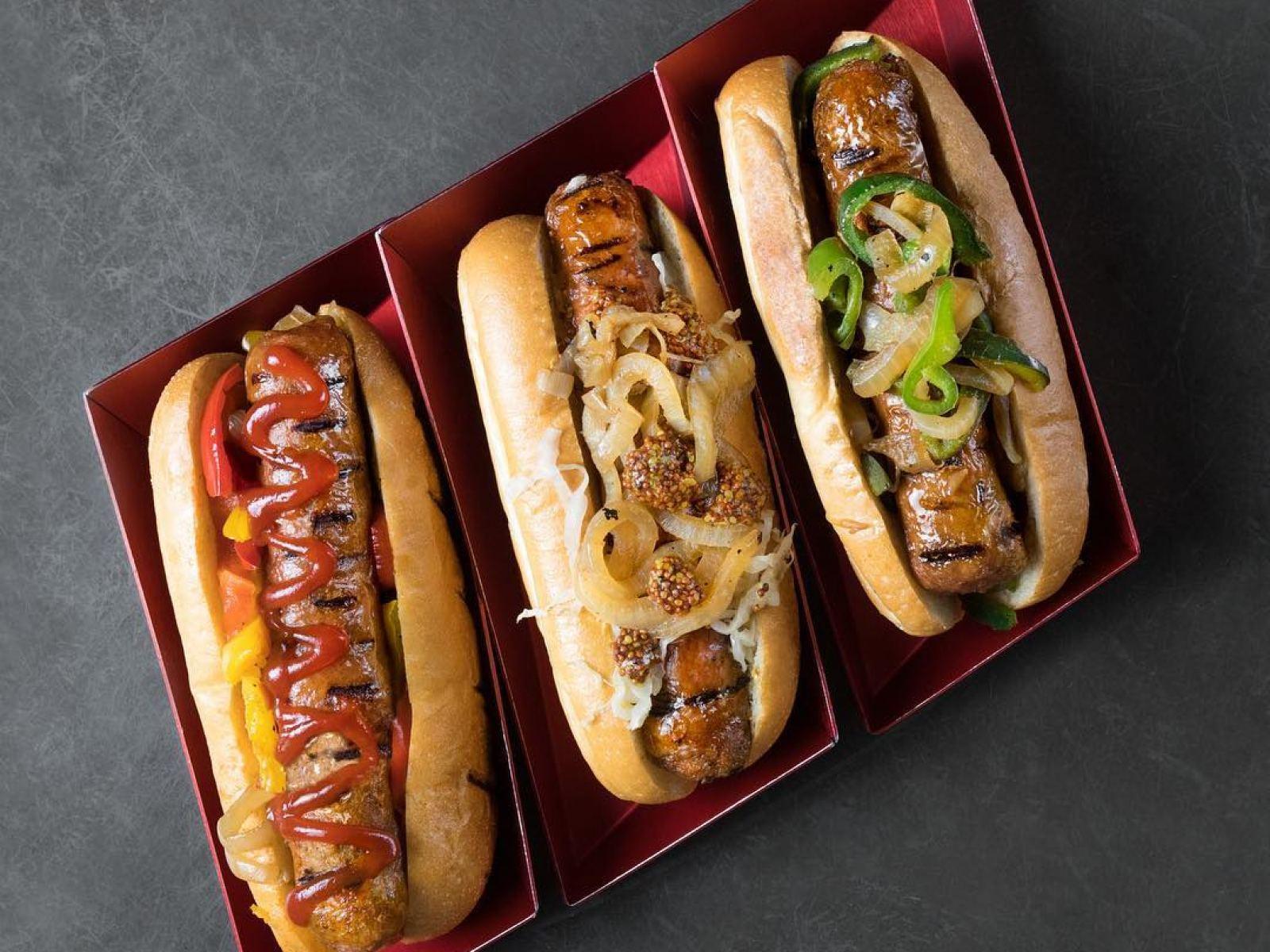 Wurstküche Beyond Meat Vegan Sausages