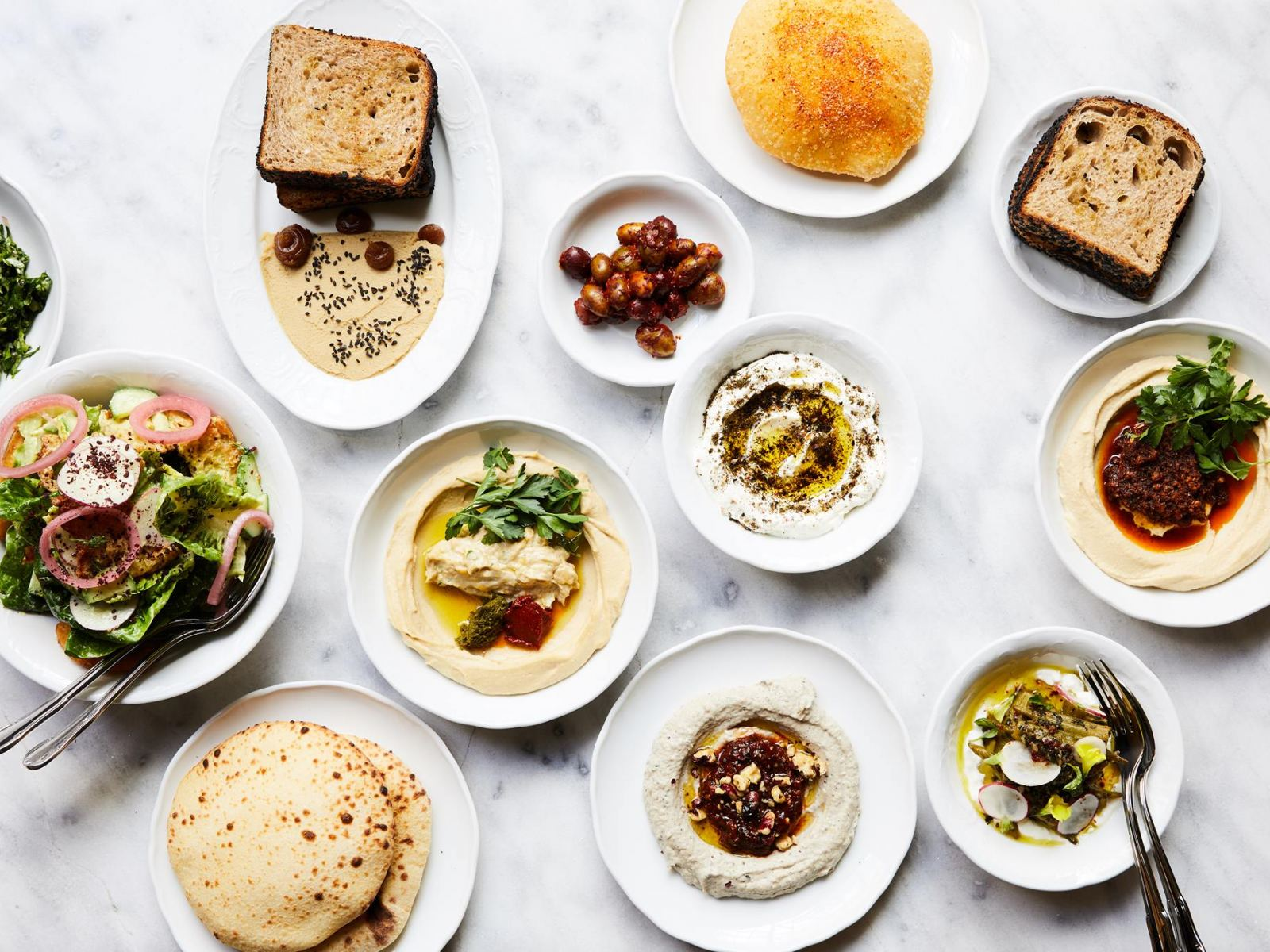 Discover The New Wave Of Modern Middle Eastern Restaurants In Los