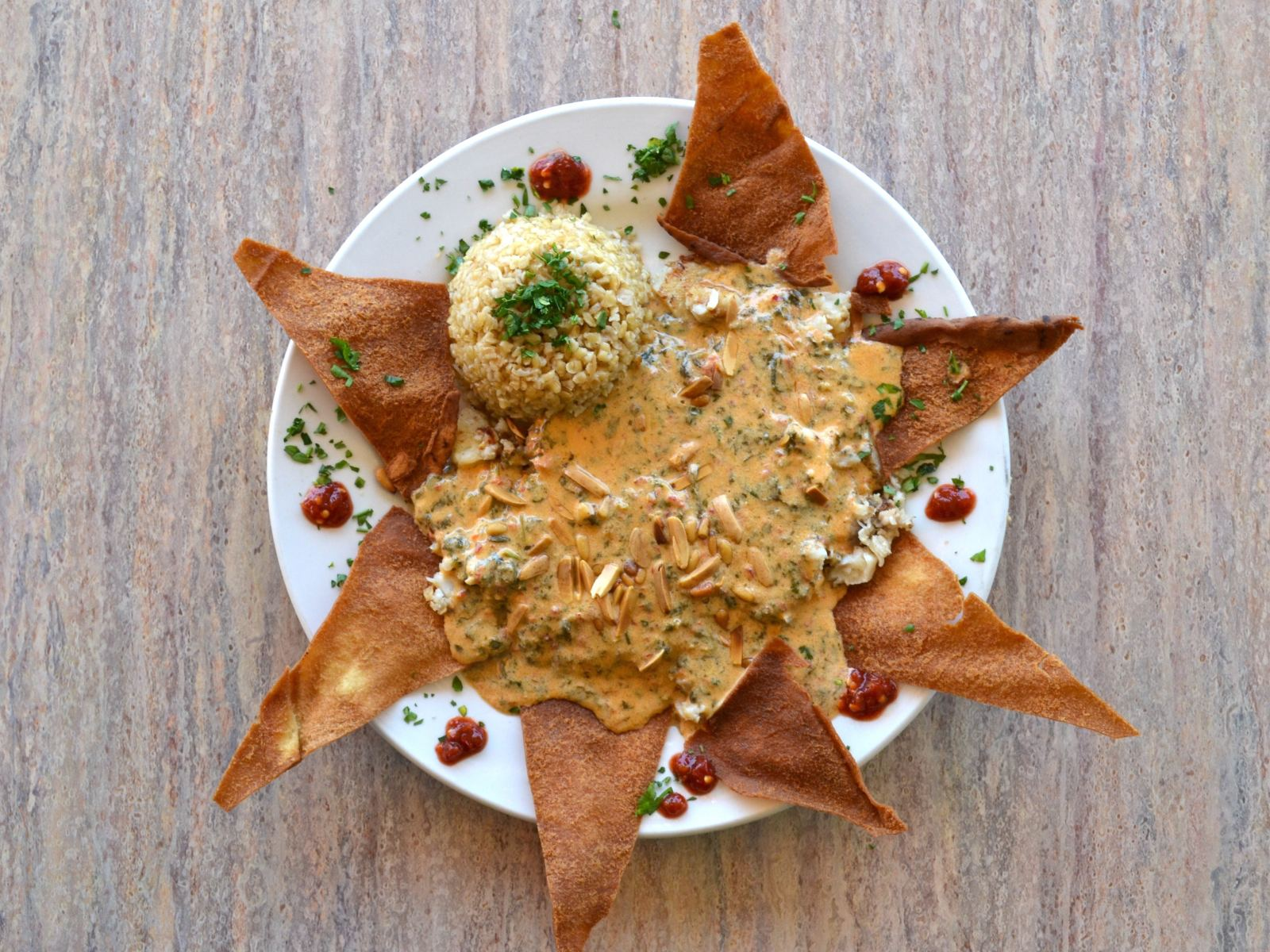 Main image for guide titled The Top 5 Dishes in Tarzana