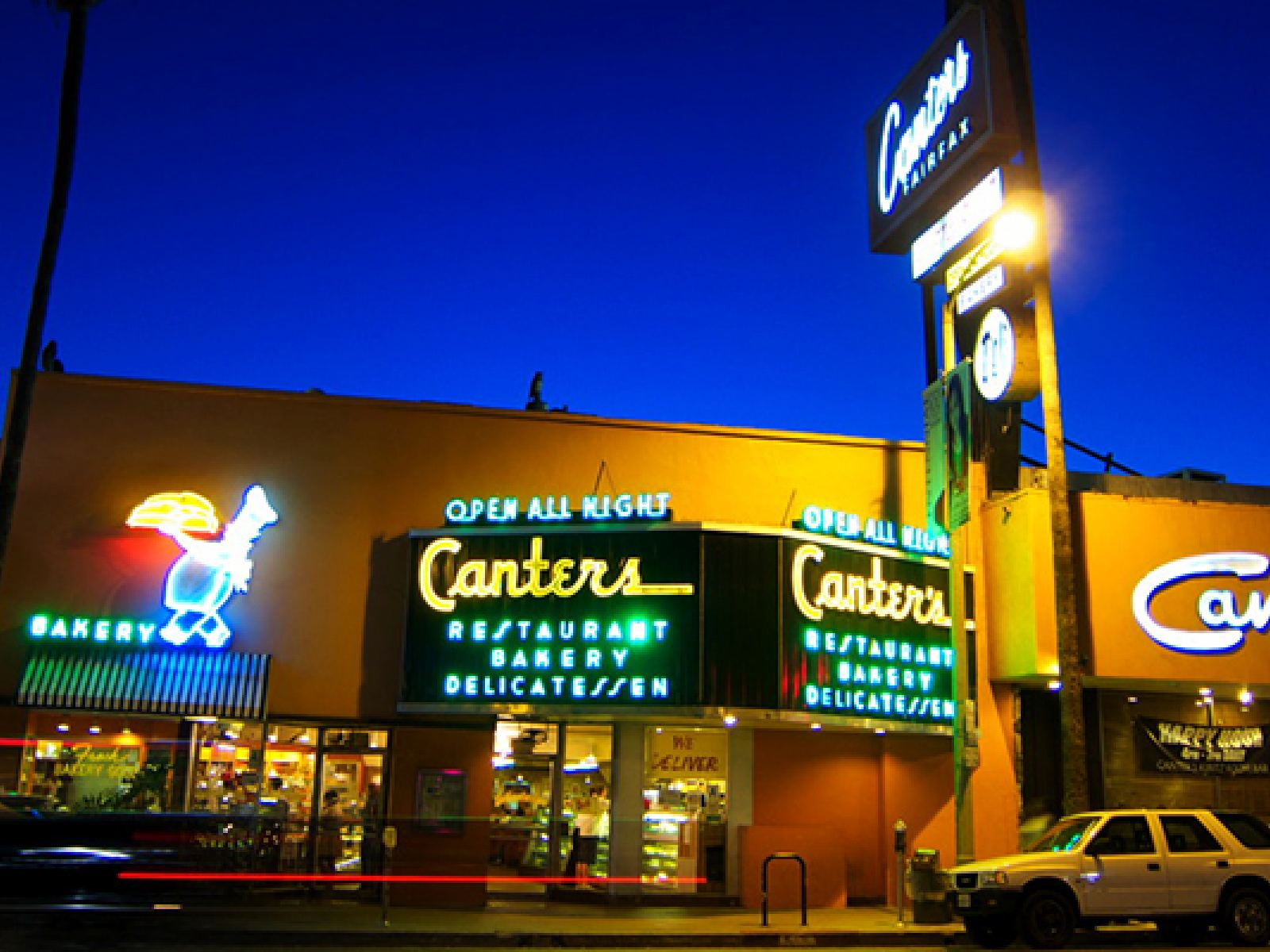 Main image for article titled Canter's Deli: The Story of An L.A. Icon