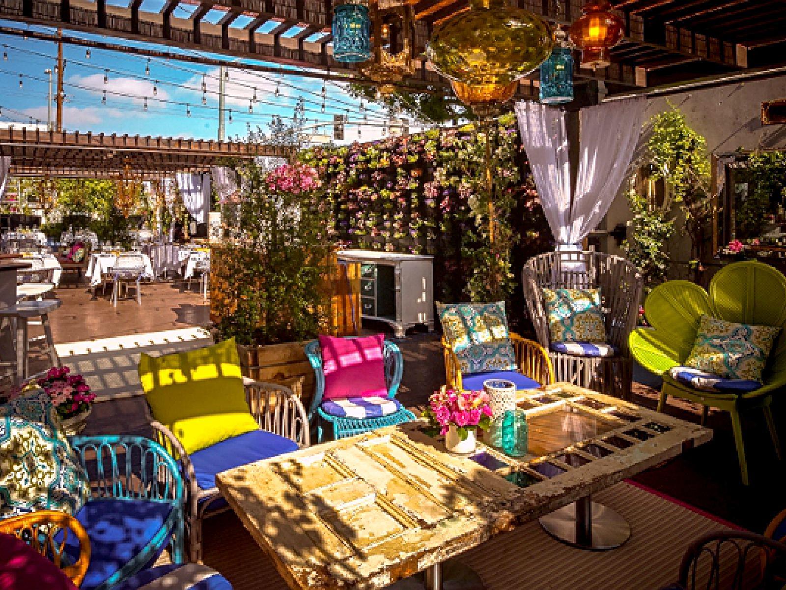 Living La Vie en Rose at Sofitel Los Angeles at Beverly Hills ...
