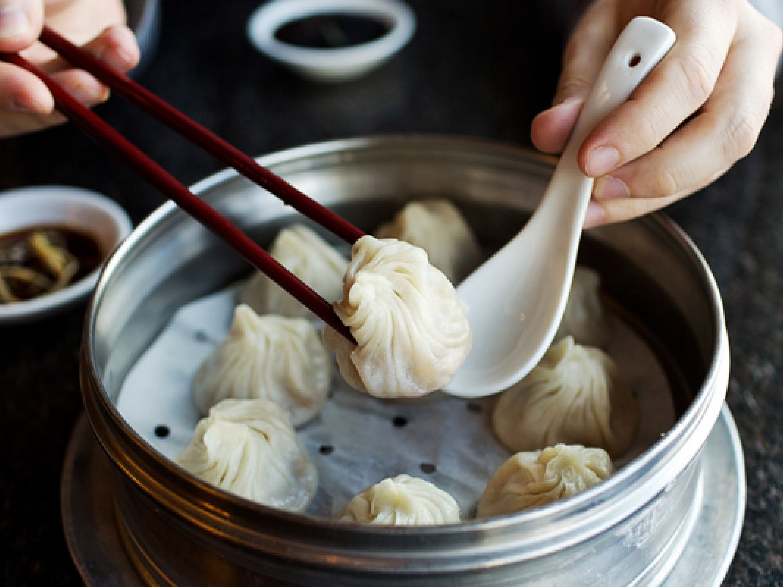 Main image for article titled The Best Chinese Dumplings in Los Angeles