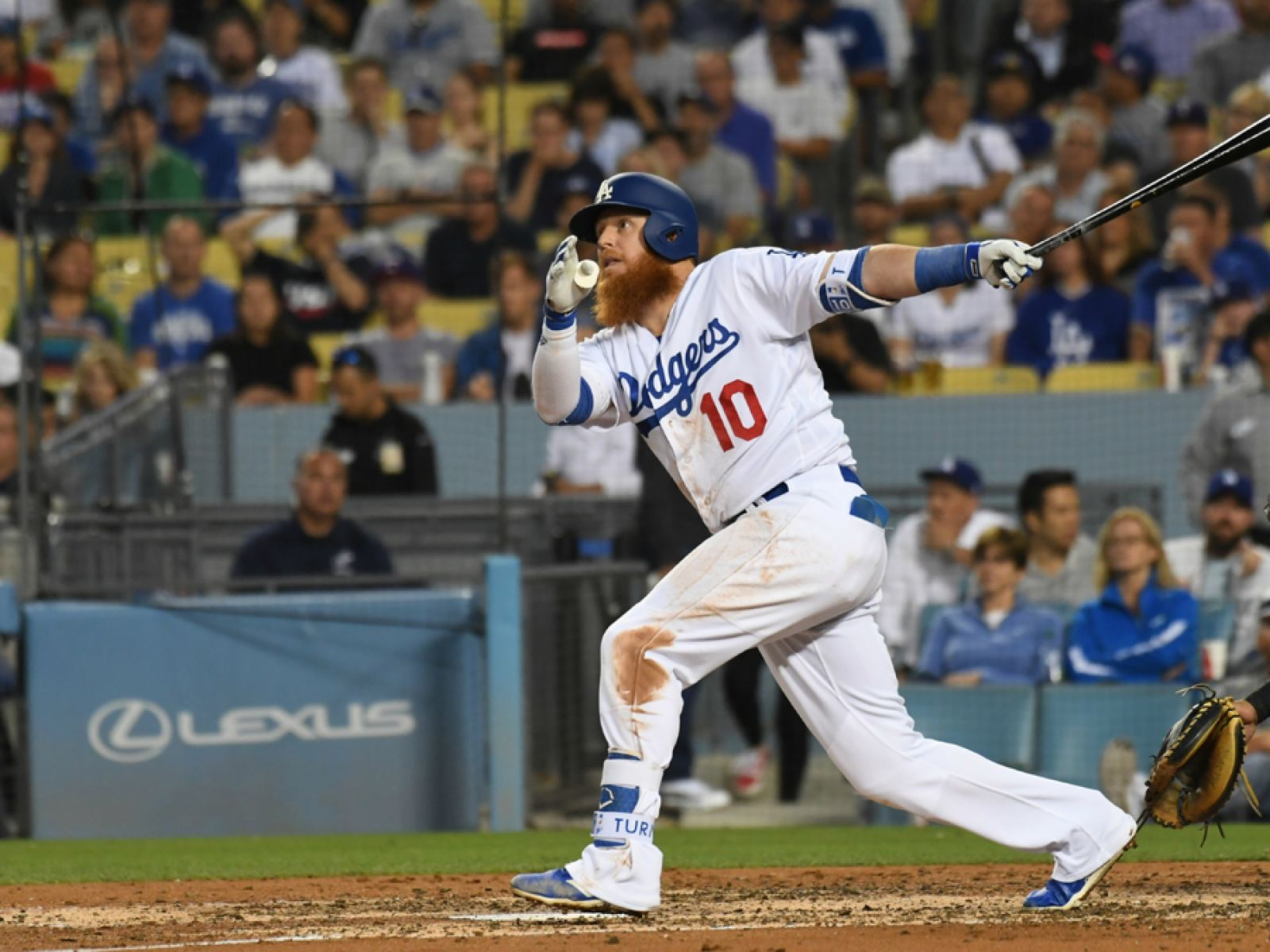 Main image for article titled Discover Justin Turner's Los Angeles