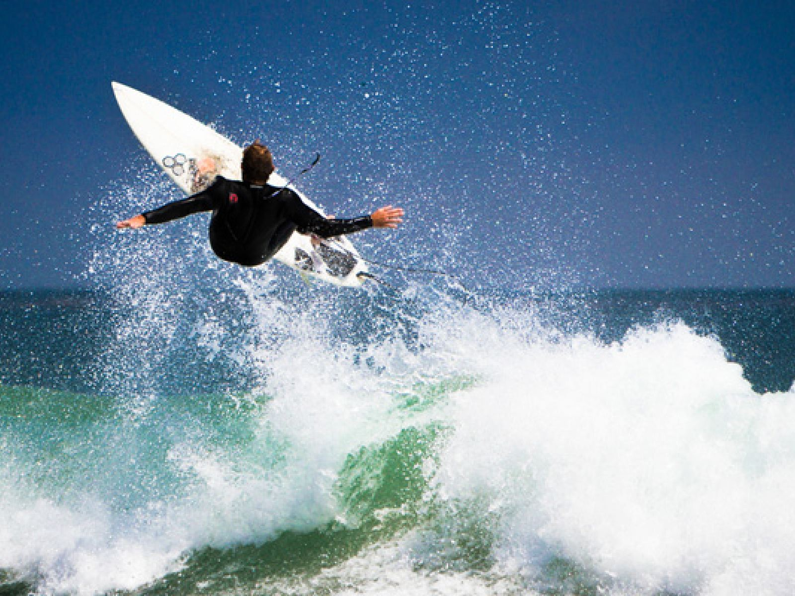 Main image for guide titled Où surfer à Los Angeles
