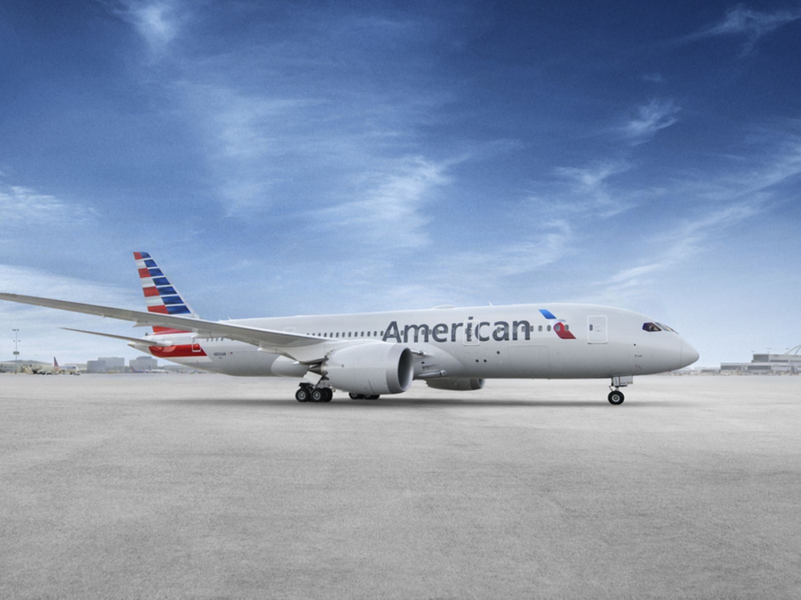 American Airlines Becomes First Airline At Lax With