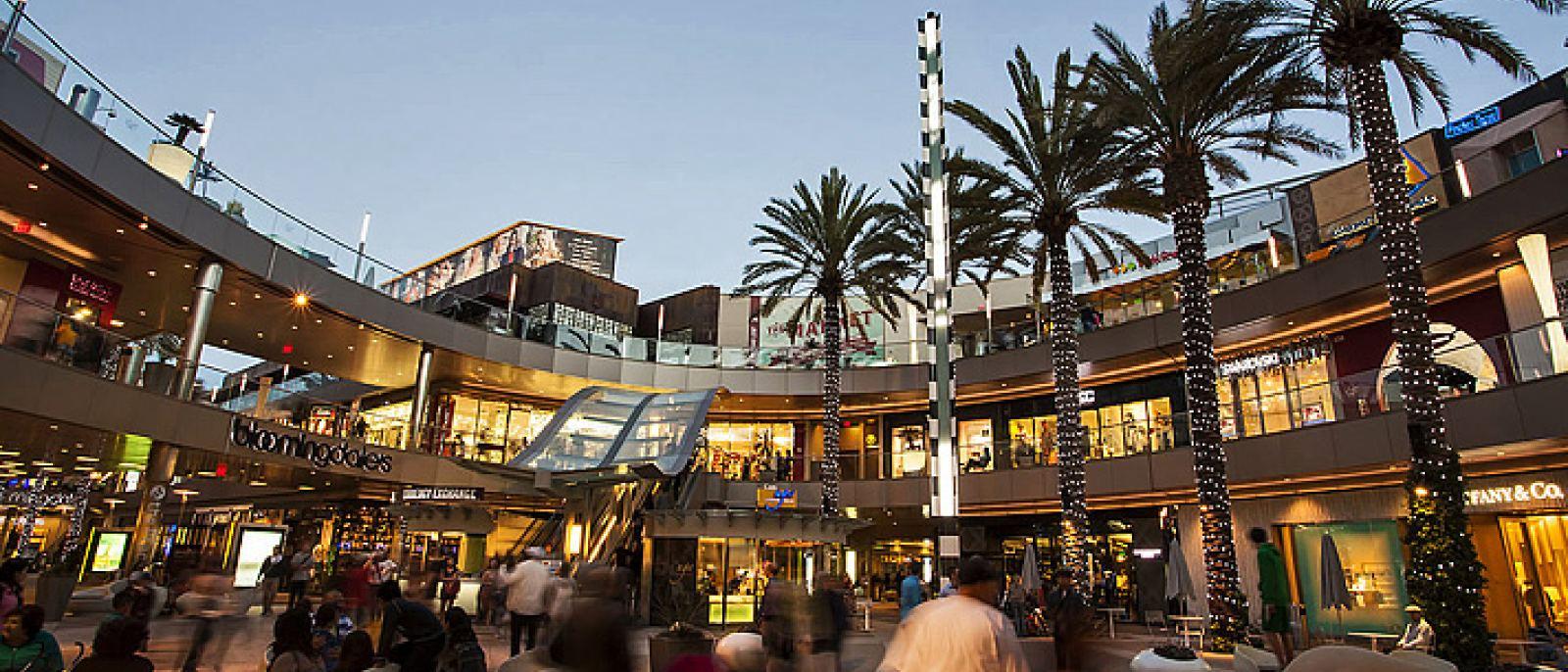 Santa Monica Place | Photo courtesy of Macerich, Wikipedia