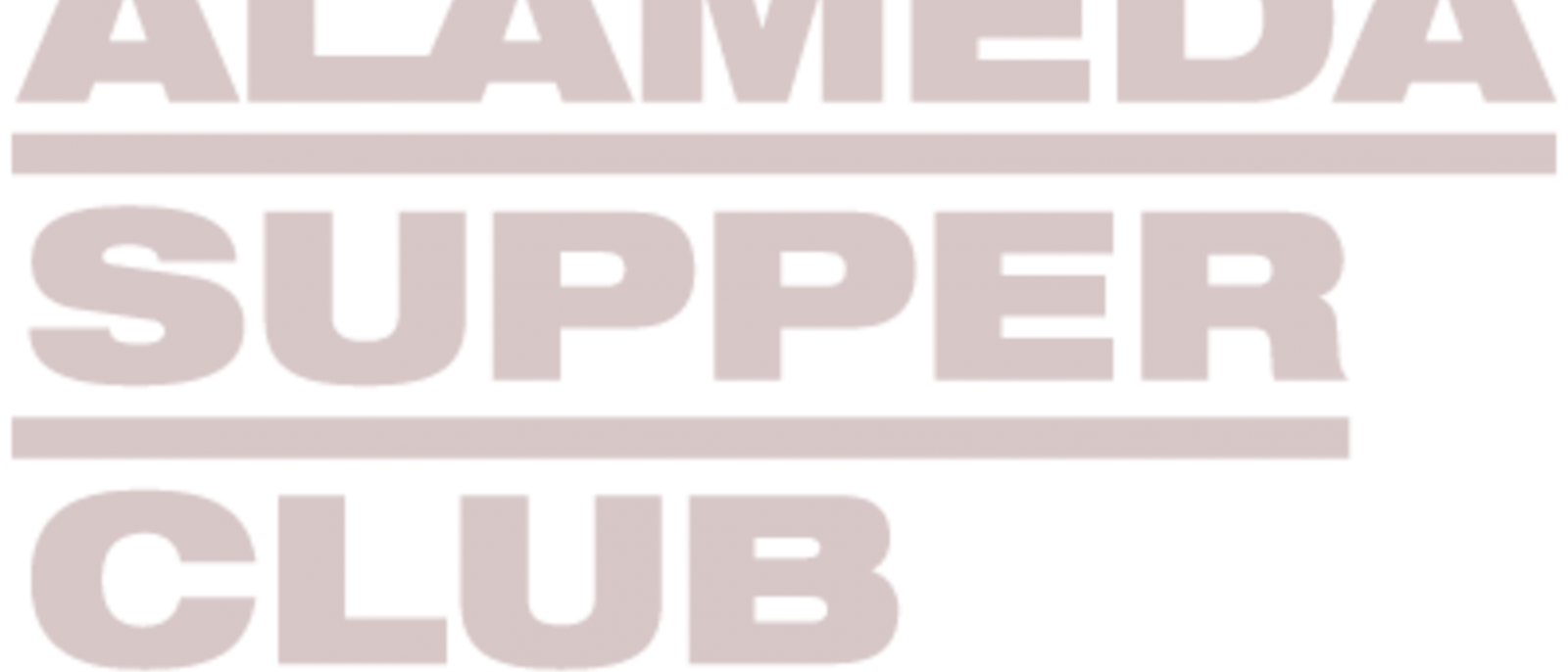 Alameda Supper Club