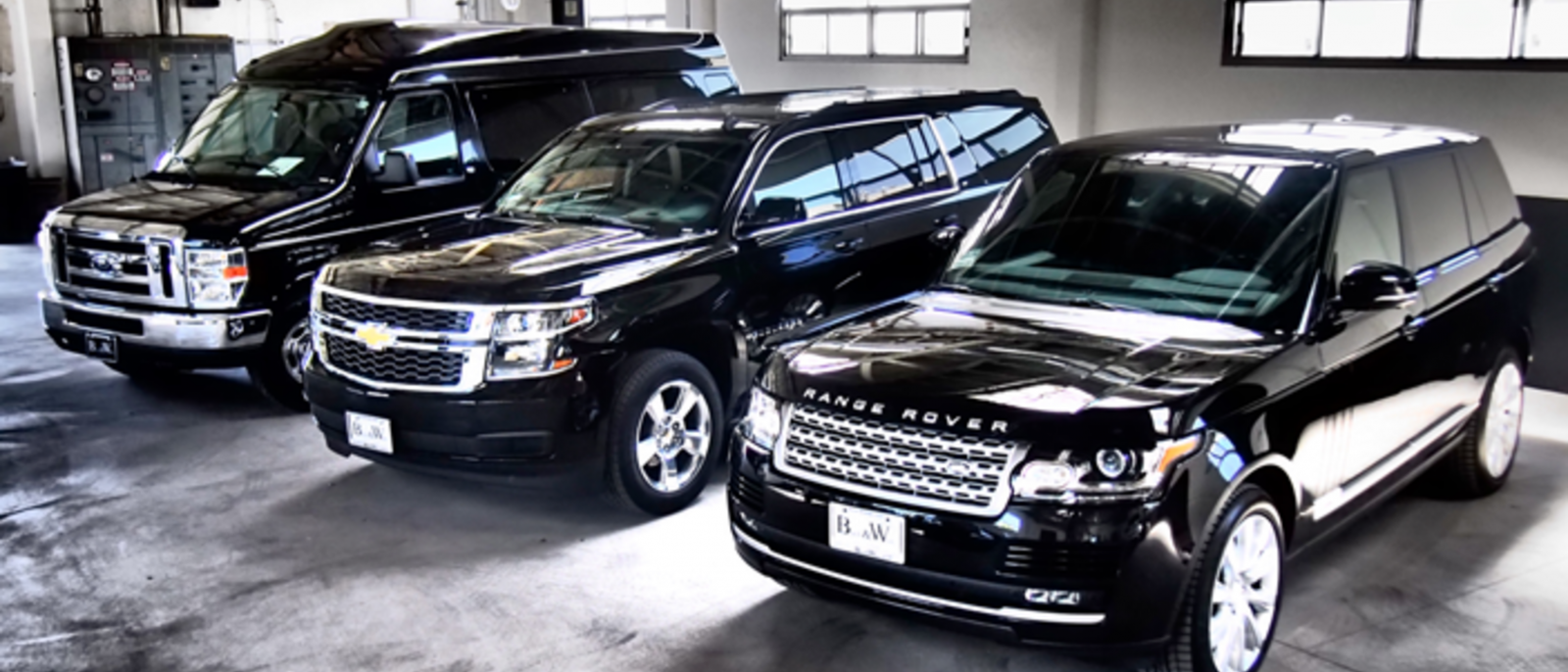 Black & White Car Rental