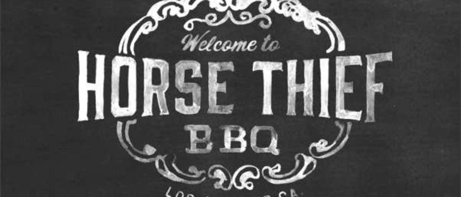 Horse Thief BBQ