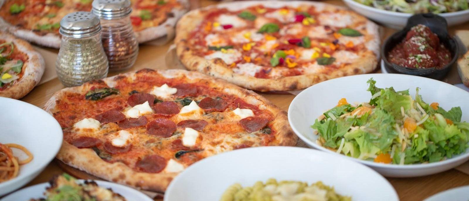 Piencone Pizzeria + Creamery + Pub