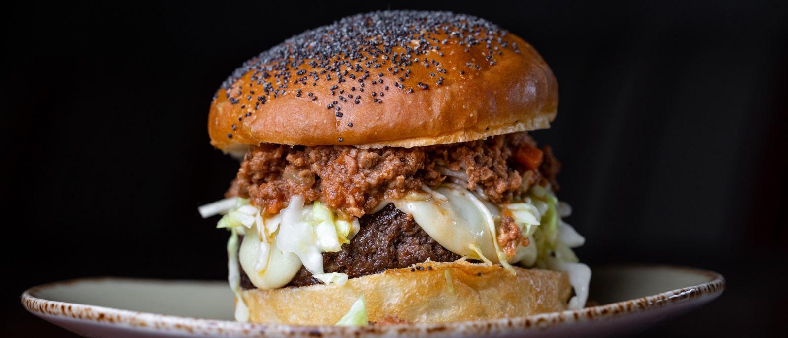 Bolo Burger