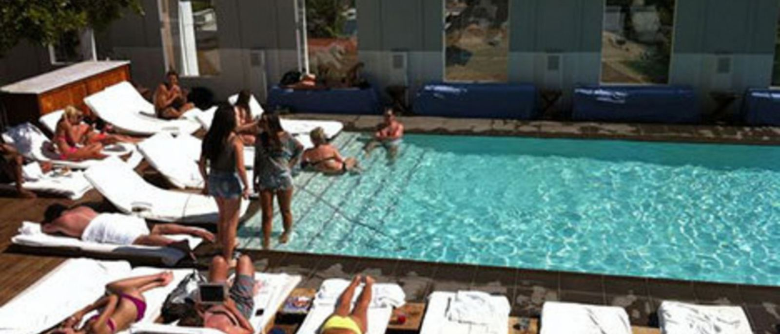 Sjybar pool