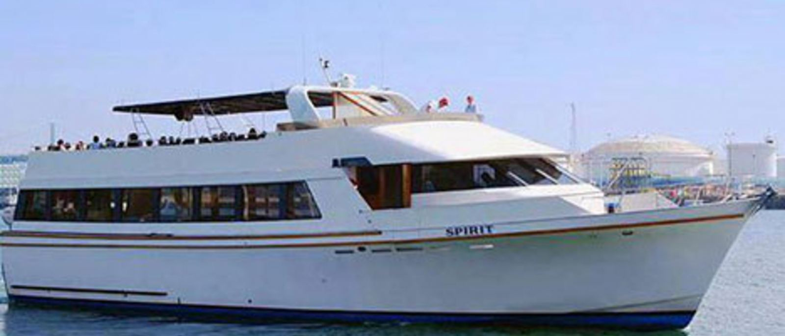 Spirit Cruises & Yacht Parties