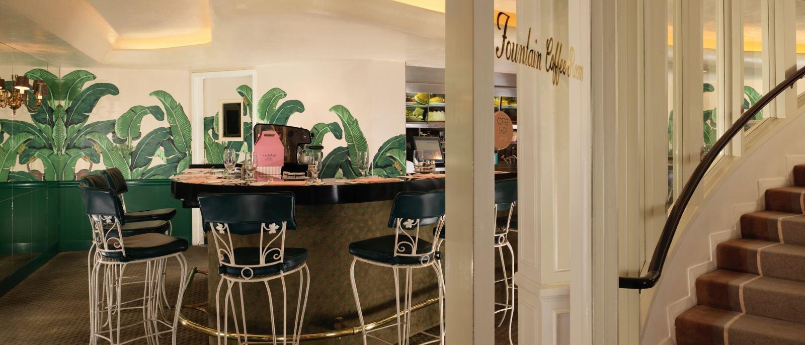 Fountain Coffee Room