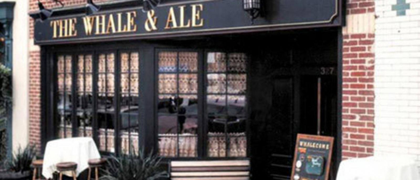 The Whale & Ale