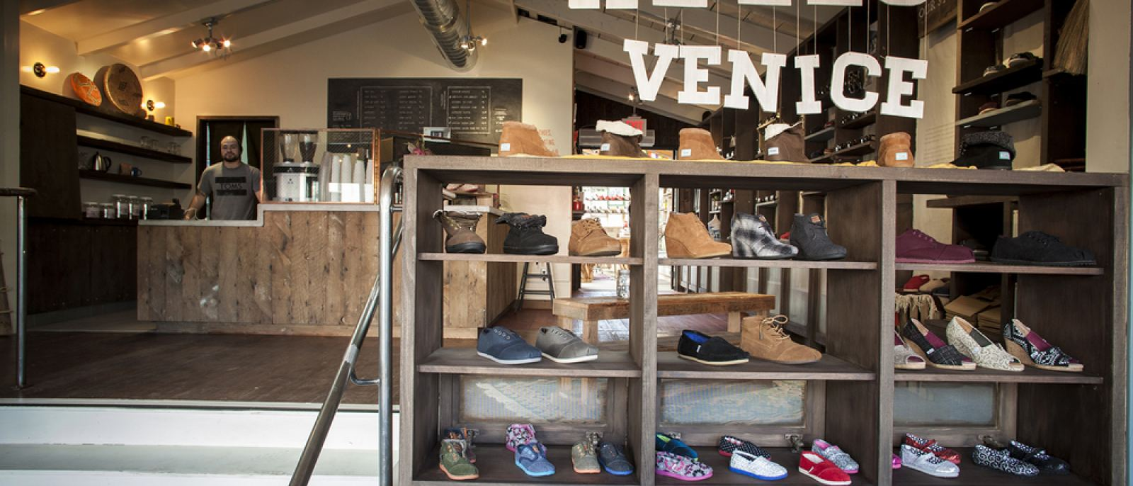 TOMS Flagship Store Venice