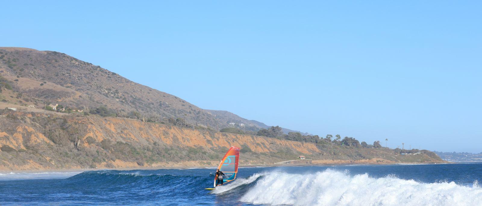 Leo Carrillo State Beach   |  Photo: Yuri Hasegawa