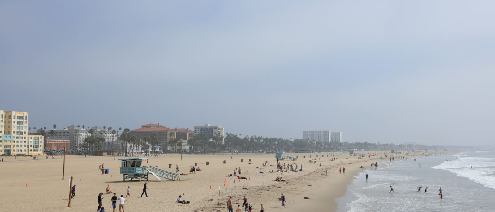 SantaMonica_Beach
