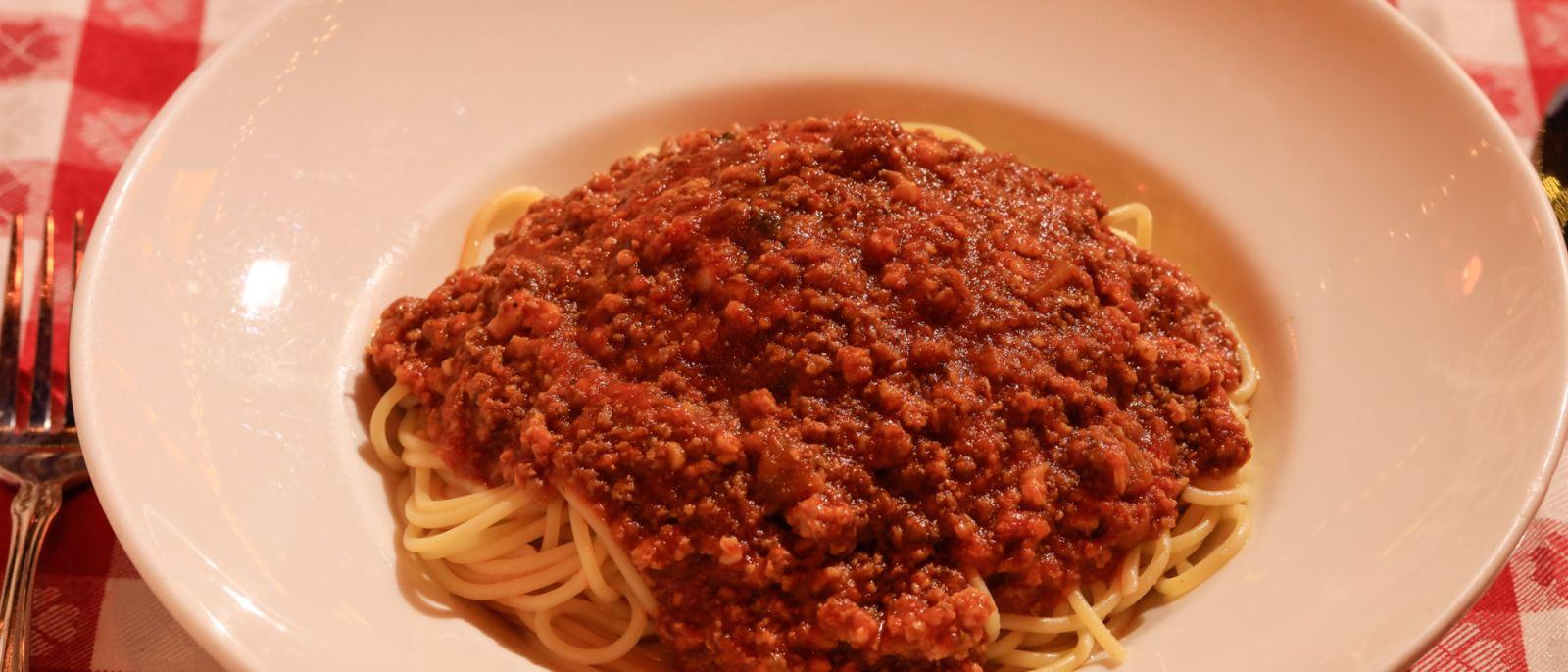 Dan Tana's Spaghetti Meat Sauce