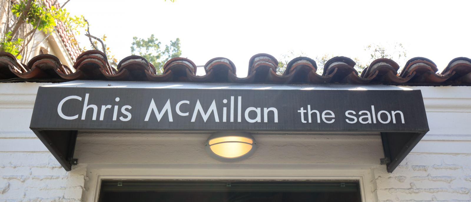 The Chris McMillan Salon | Photo: Yuri Hasegawa