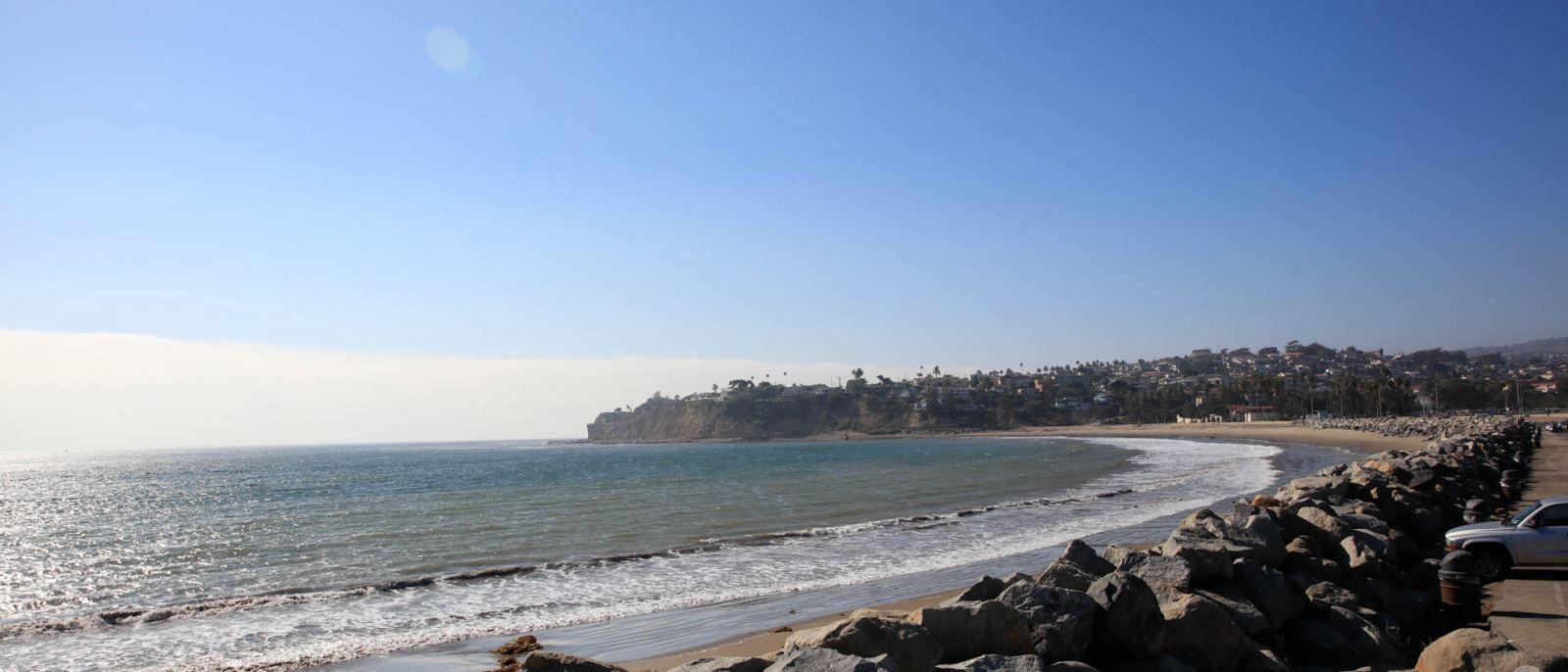 Cabrillo Beach   |  Photo: Yuri Hasegawa