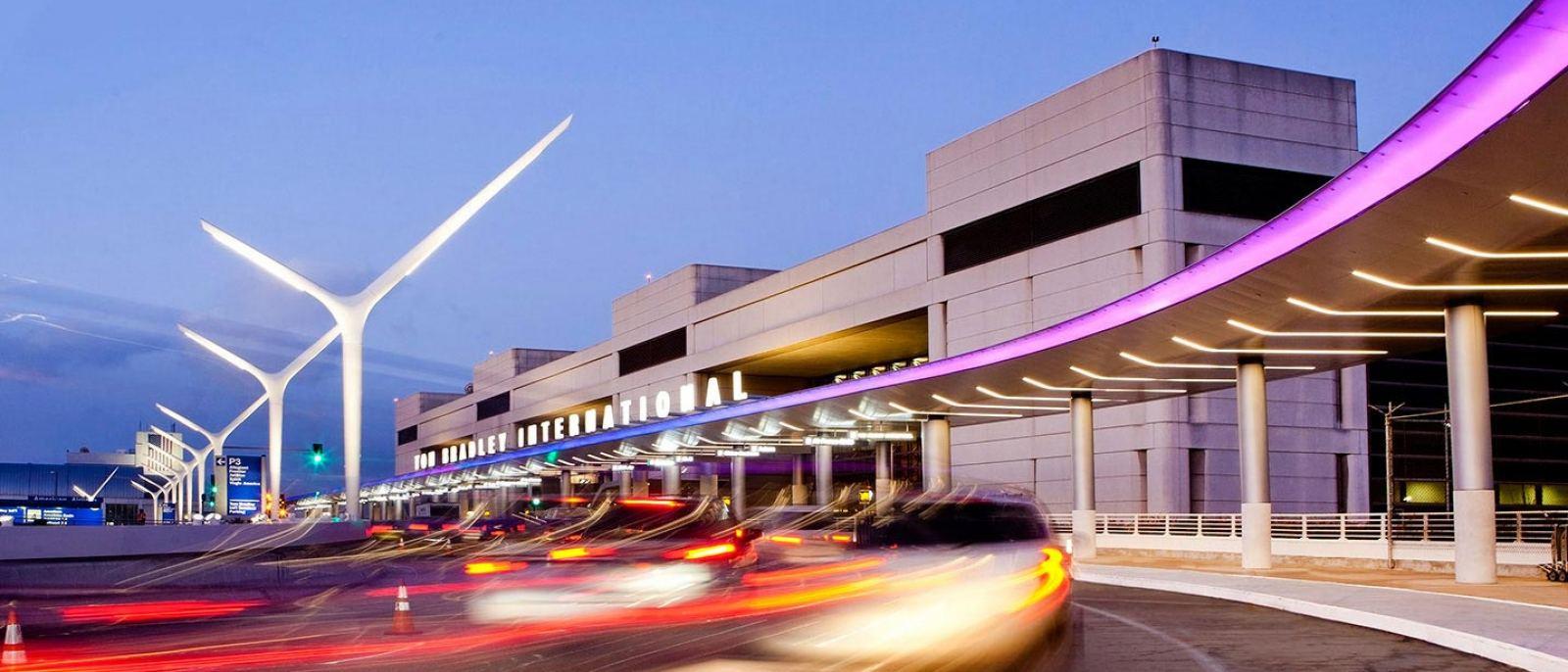 Tom Bradley International Terminal at LAX | Photo: LAX