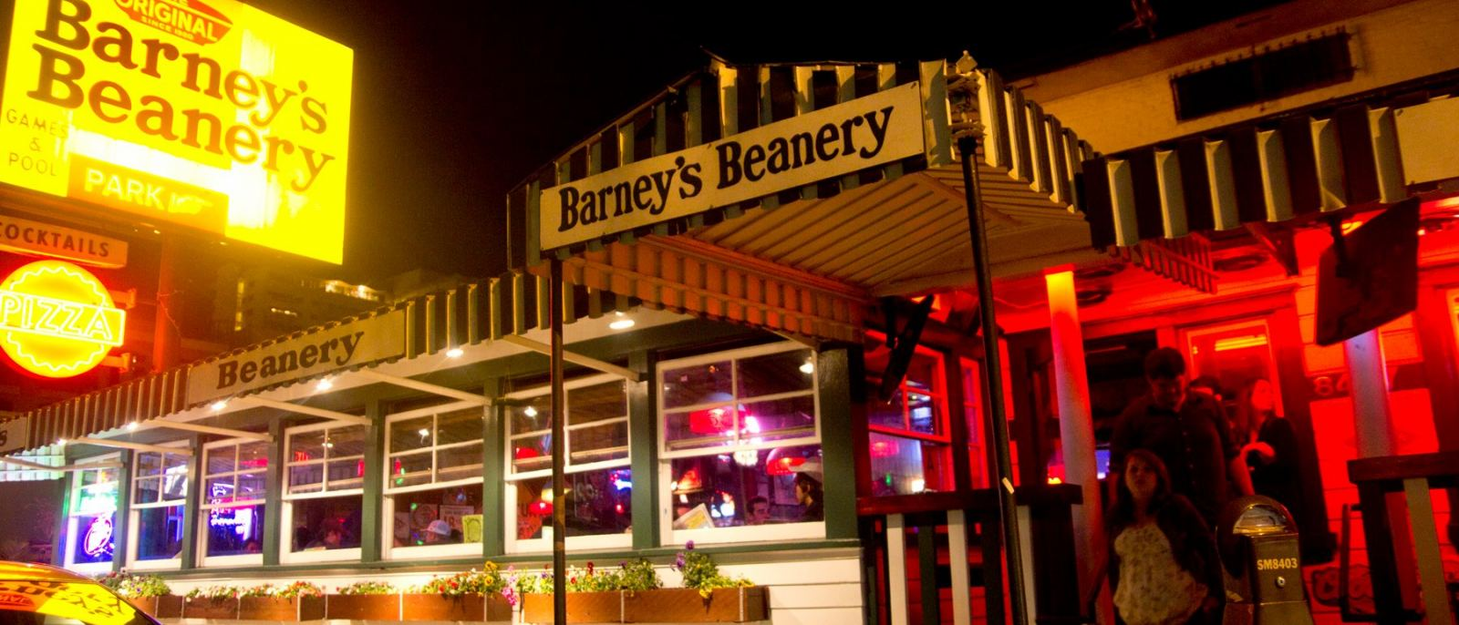 Barney's Beanery in West Hollywood